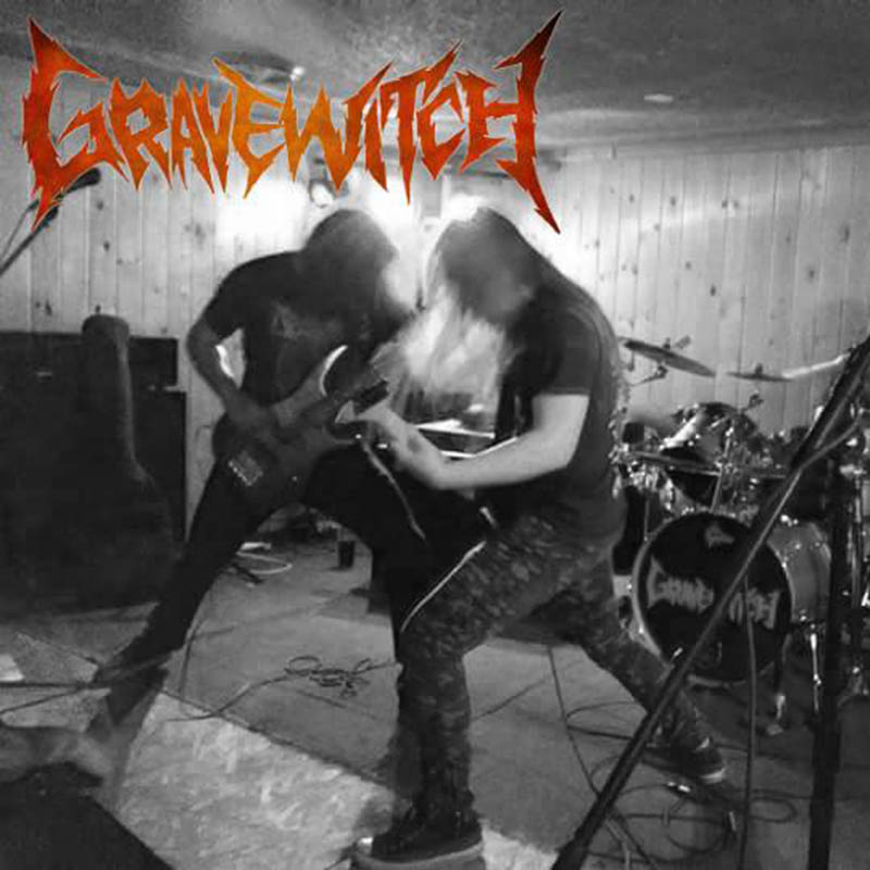 gravewitch band
