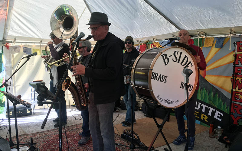 B-Side Brass Band