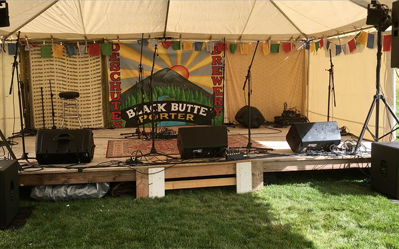 black butte porter stage