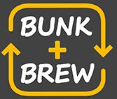 bunk + brew logo